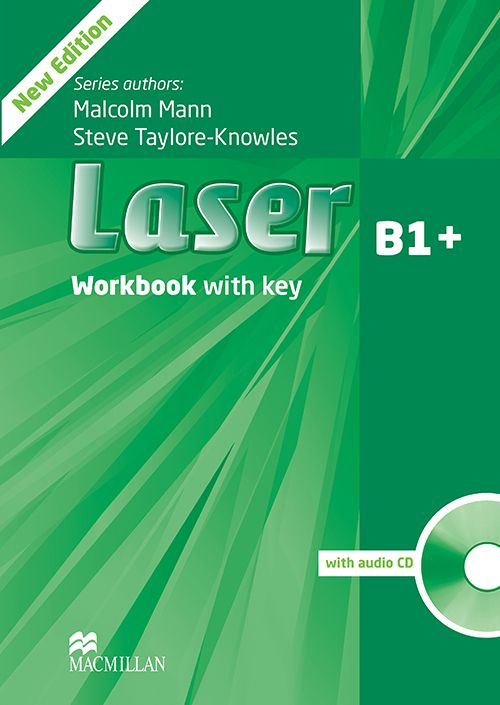 LASER B1 WB WITH AUDIO CD - 3RD ED              01
