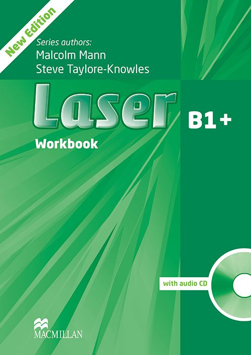 LASER B1+ WB WITH AUDIO CD NO/KEY - 3RD ED