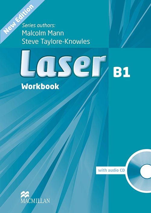 LASER B1 WORKBOOK WITH AUDIO CD NOKEY - 3RD ED