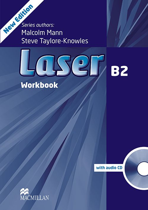 LASER B2 WB WITHOUT KEY AND AUDIO CD - THIRD EDITN