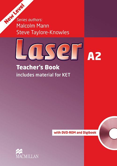 LASER TEACHERS BOOK WITH TEST CD-A2