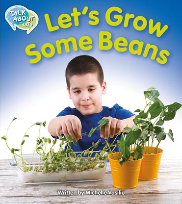 LETS GROW SOME BEANS