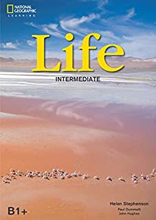 Life Intermediate B1+ - Students Book - With Dvd