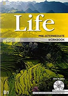 Life Pre-Intermediate B1 - Workbook - With Cd-Audi