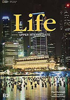 Life Upper Intermediate B2 - Students Book- With D