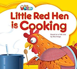 Little Red Hen Is Cooking - Level 1 - British English