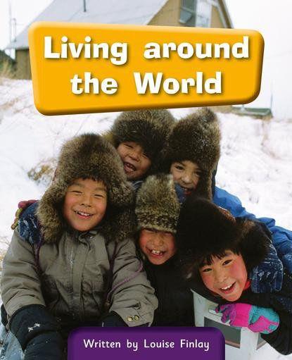 LIVING AROUND THE WORLD