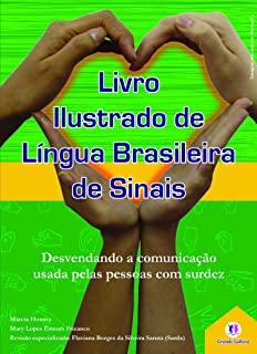 Livro Ilustrado De Lingua Brasileira De Sinais C