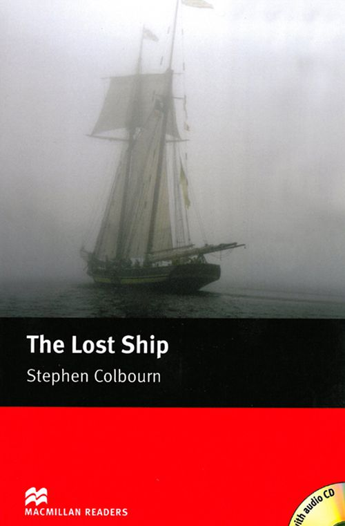 LOST SHIP,THE (AUDIO CD INCLUDED)