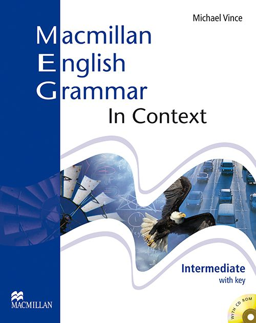 MACMILLAN ENGLISH - GRAMMAR IN CONTEXT INTERMEDIAM