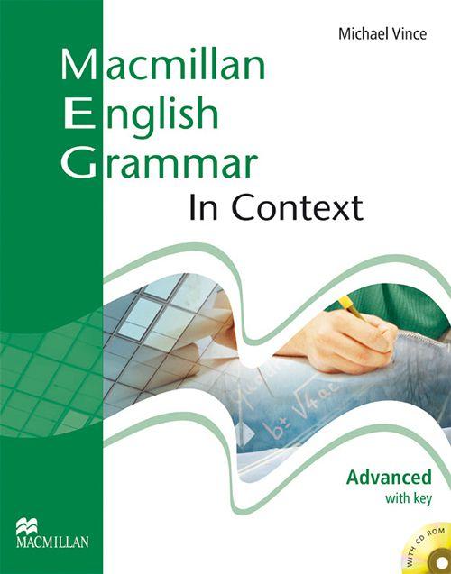MACMILLAN ENGLISH - GRAMMAR IN CONTEXT WITH KEY AD