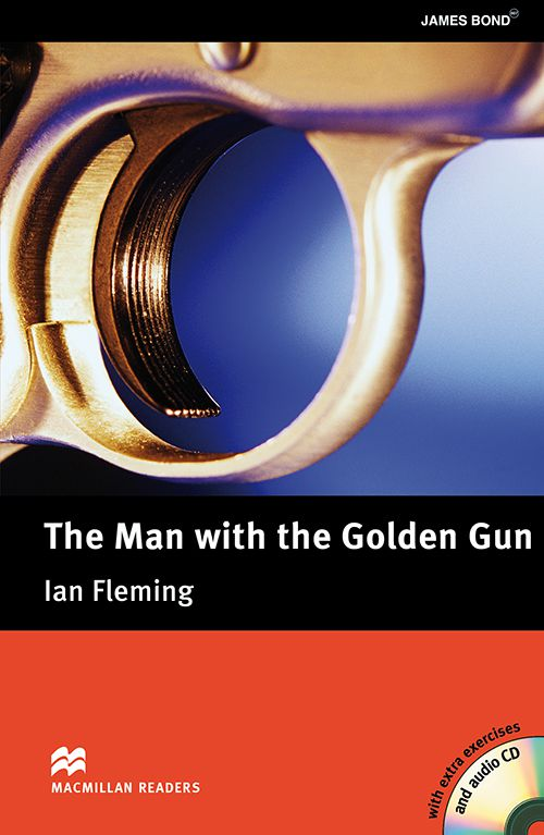 MAN WITH THE GOLDEN GUN, THE (AUDIO CD INCLUDED)