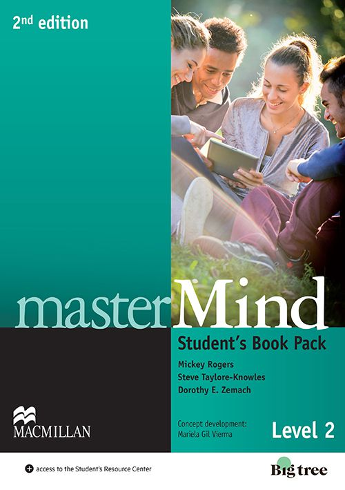 MASTERMIND 2 SB WITH WB PACK - 2ND ED