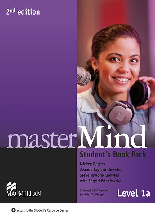 MASTERMIND 2ND EDIT.STUDENTS BOOK PACK-1A