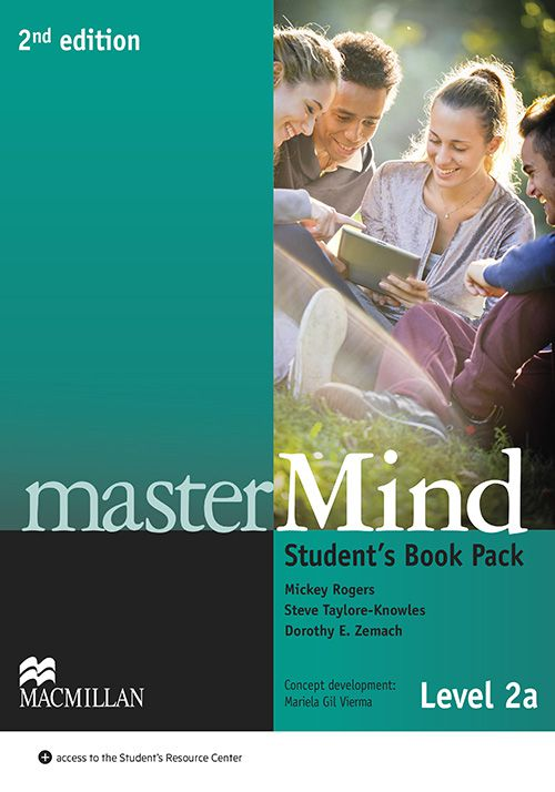 MASTERMIND 2ND EDIT.STUDENTS BOOK PACK-2A