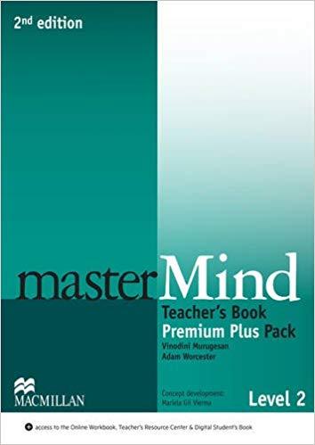 MASTERMIND 2ND EDIT.TEACHERS BOOK PREMIUM PLUS P01