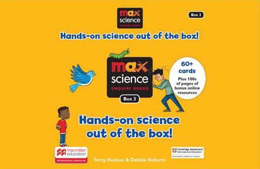 MAX SCIENCE ENQUIRY BOX -3
