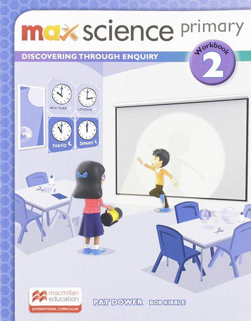 MAX SCIENCE WORKBOOK-2