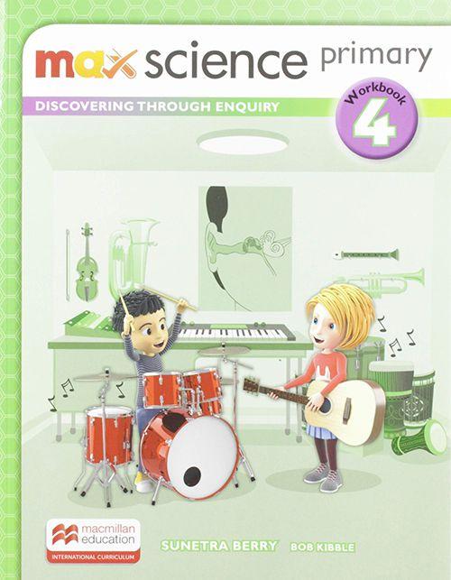 MAX SCIENCE WORKBOOK-4