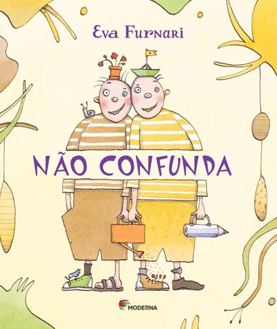 NAO CONFUNDA - EVA FURNARI