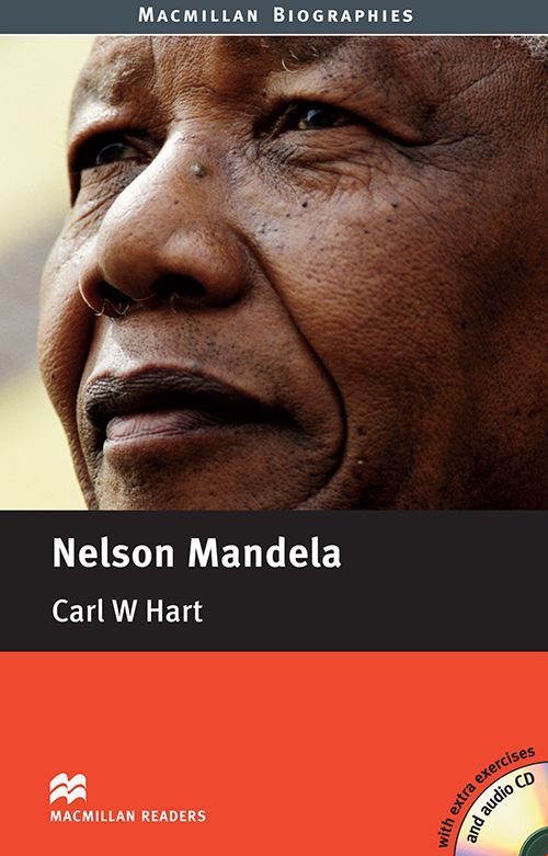 NELSON MANDELA - AUDIO CD INCLUDED