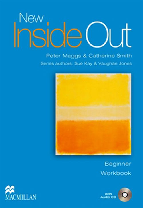 NEW INSIDE OUT BEGINNER - WORKBOOK WITHOUT KEY AND