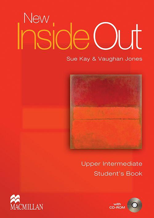 NEW INSIDE OUT UPPER INTERMEDIATE STUDENTS BOOK WM