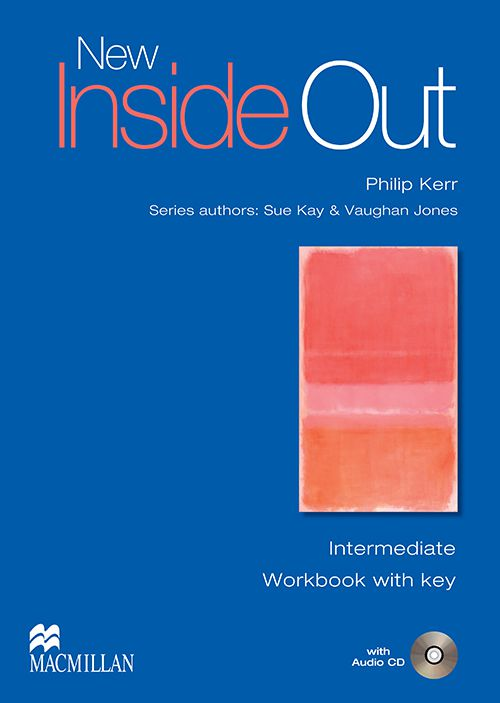 NEW INSIDE OUT WORKBOOK WITH AUDIO CD-INT