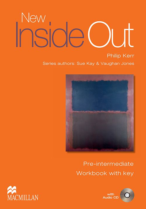 NEW INSIDE OUT WORKBOOK WITH AUDIO CD-PRE-INT.(W/K