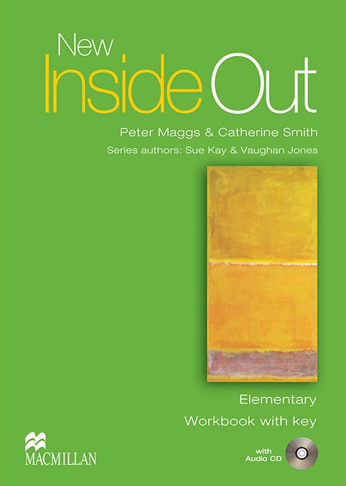 NEW INSIDE OUT  WORKBOOK  WITH KEY AND AUDIO-CD  Y