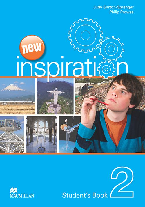 NEW INSPIRATION 2 - STUDENTS BOOK
