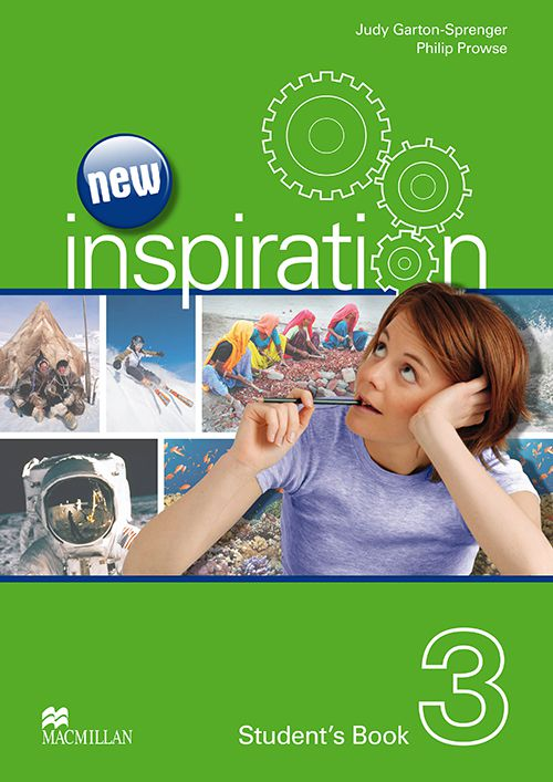 NEW INSPIRATION 3 - STUDENTS BOOK