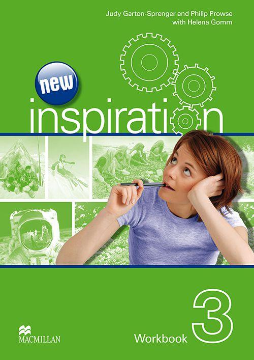NEW INSPIRATION 3 - WORKBOOK