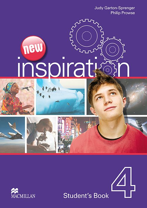 NEW INSPIRATION 4 - STUDENTS BOOK