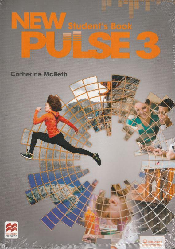NEW PULSE STUDENTS BOOK PACK W/WORKBOOK-3