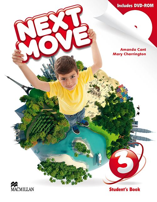 NEXT MOVE 3 SB WITH EBOOK PACK - 1ST ED