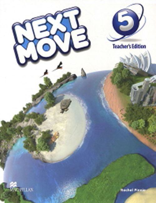 NEXT MOVE 5 TEACHERS EDITION WITH DVD-ROM