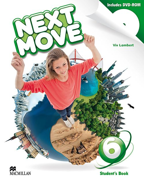 NEXT MOVE 6 STUDENTS BOOK WITH DVD-ROM