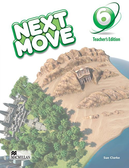 NEXT MOVE 6 TEACHERS EDITION WITH DVD-ROM