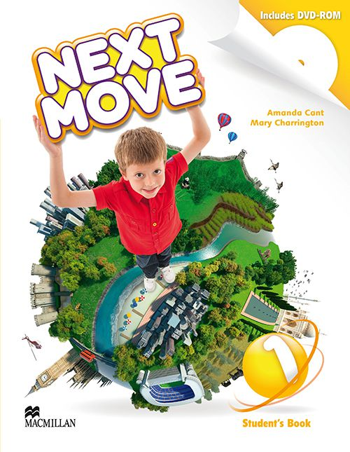 NEXT MOVE STUDENTS BOOK WITH eBOOK PACK-1