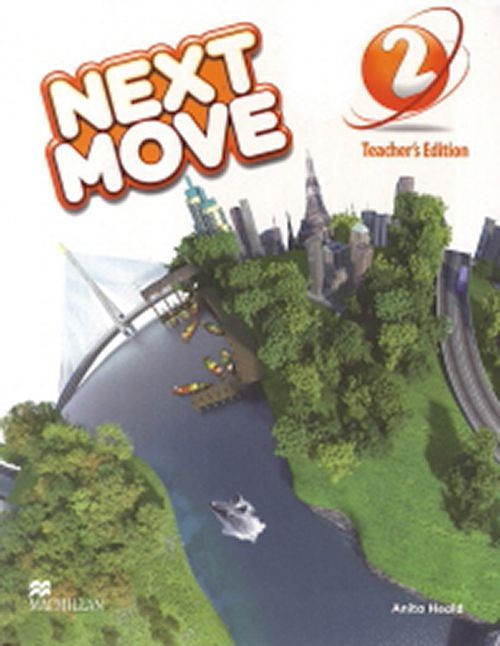 NEXT MOVE TEACHERS BOOK WITH EBOOK PACK-2
