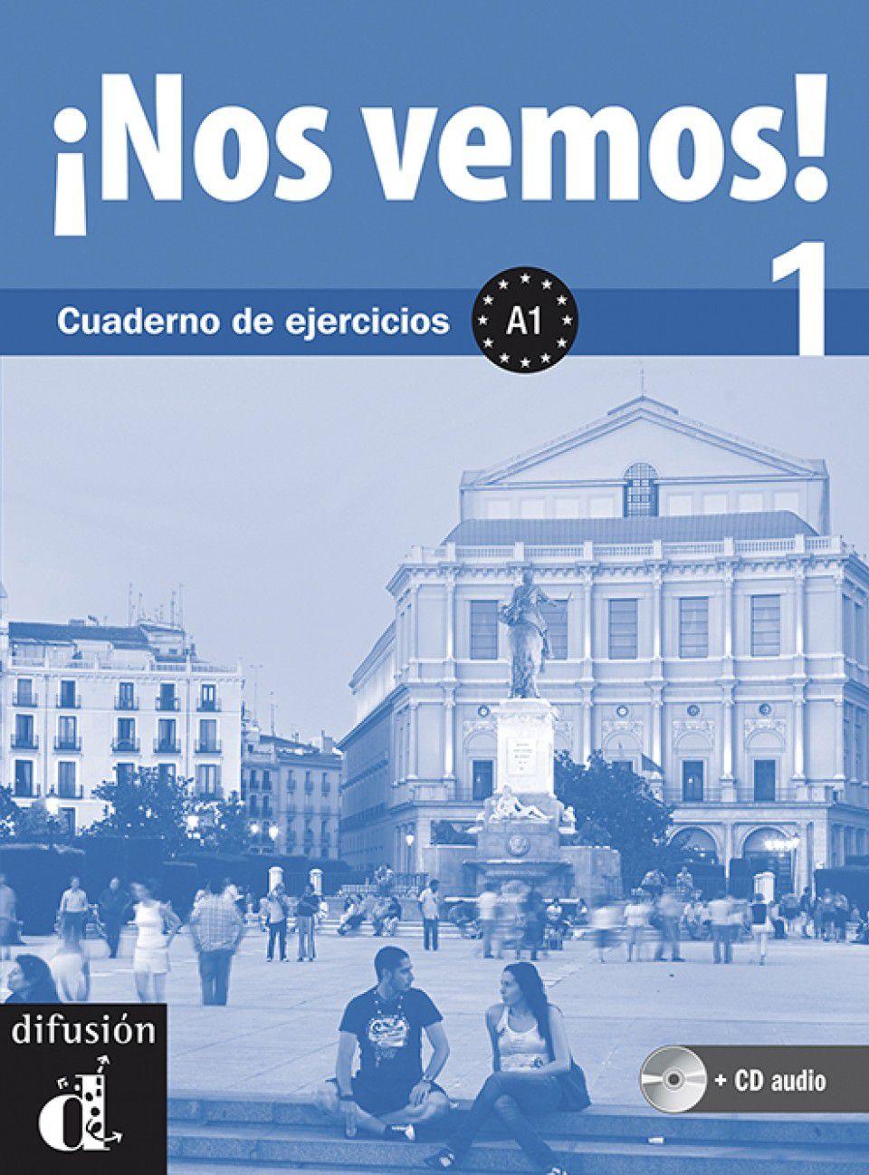 NOS VEMOS! A1 - CUADERNO DE EJERCICIOS CON CD AUD