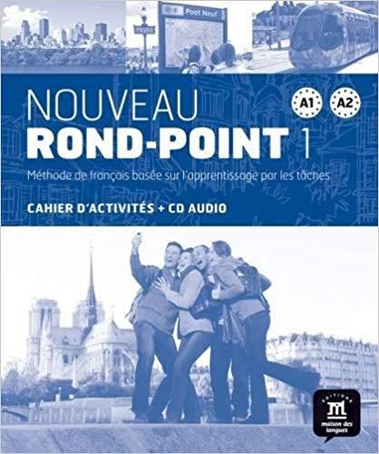 NOUVEAU ROND-POINT 1 - CAHIER DEXERCICES AVEC CD A