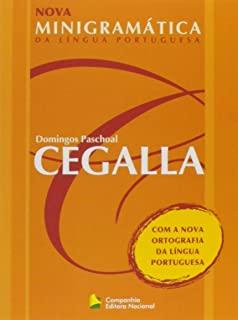 Nova Minigramatica Da Lingua Portuguesa: Novo Acor