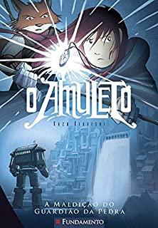 O Amuleto: A Maldição Do Guardião Da Pedra - Vol.2