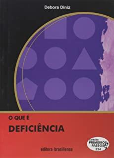 O Que É Deficiência - Vol.324