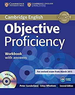 Objective Proficiency Workbook With Answers With A