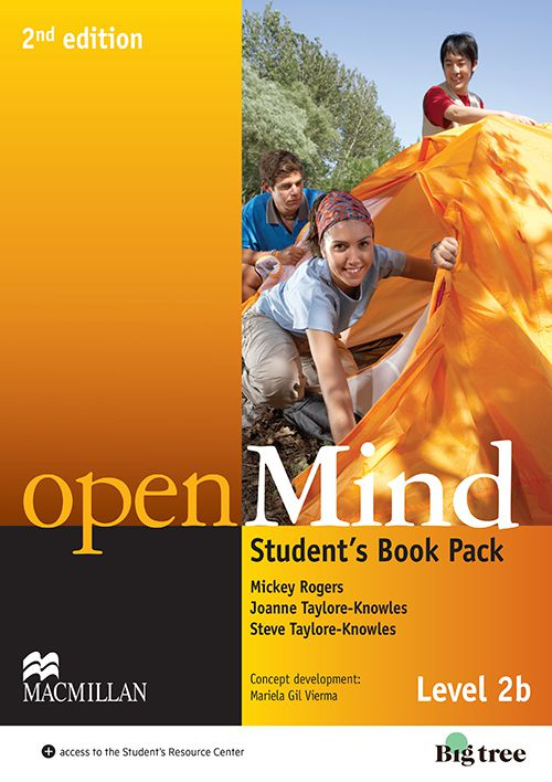 OPEN MIND 2ND EDIT.STUDENTS BOOK WITH WEBCODE  D02