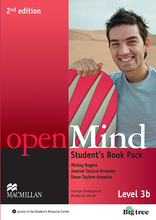 OPEN MIND 2ND EDIT.STUDENTS BOOK WITH WEBCODE  D03