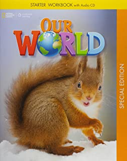 Our World Starter Activity Book With Audio Cd - An